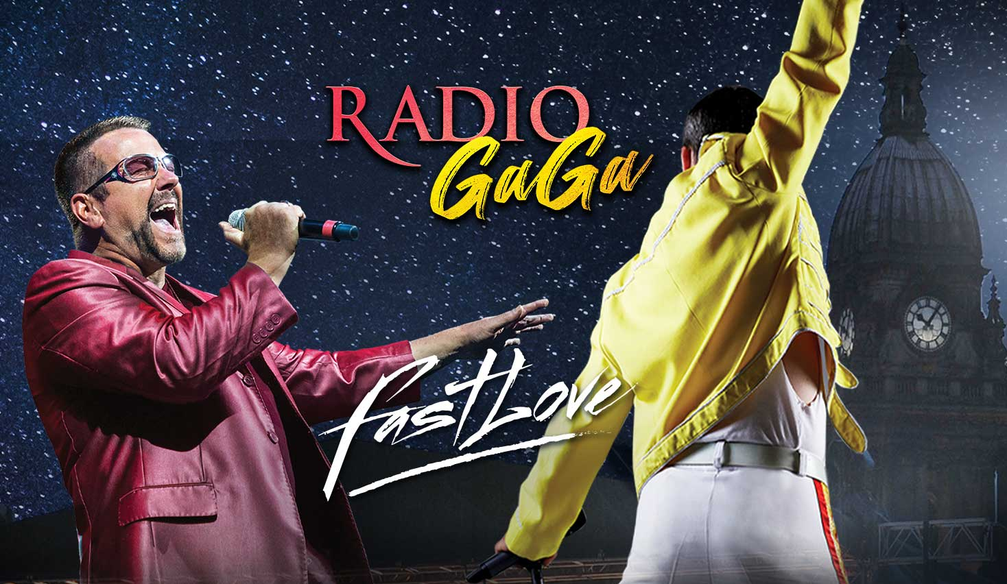 One Night Under The Stars ft. Radio Gaga & Fastlove