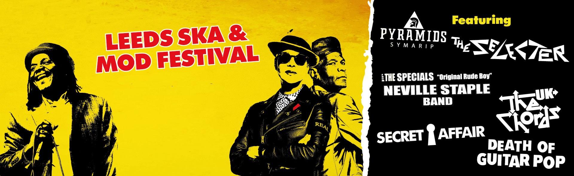 Leeds Ska & Mod Festival 2021